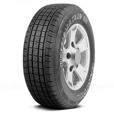5. Capitol Precision Trac III Tires