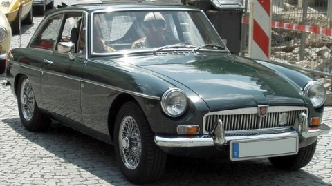 The History of MG Sports Cars
