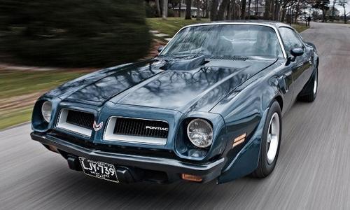 Pontiac Firebird History