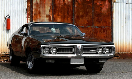 muscle cars Dodge Charger