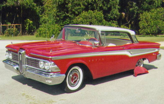 Ford Edsel Sunset Coral