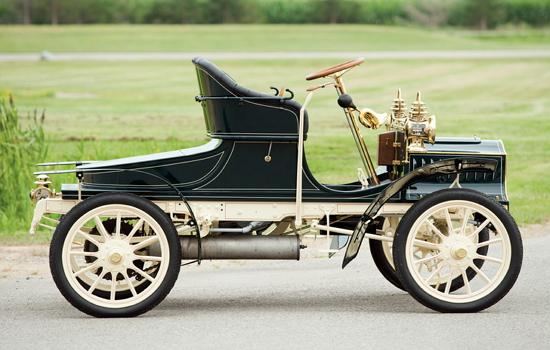 1905 Cadillac Model D