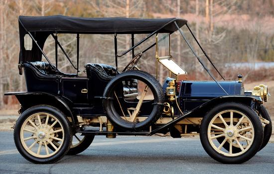 Cadillac 1910