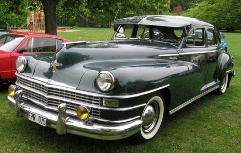 Chrysler Cars History