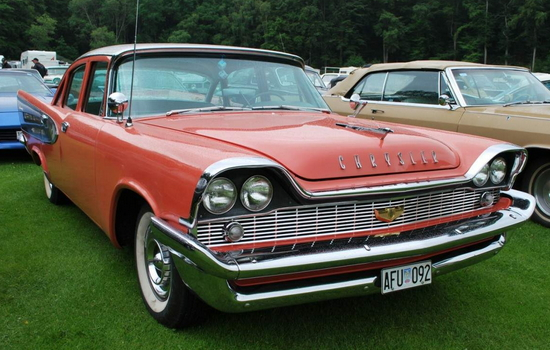 1958 Chrysler Windsor