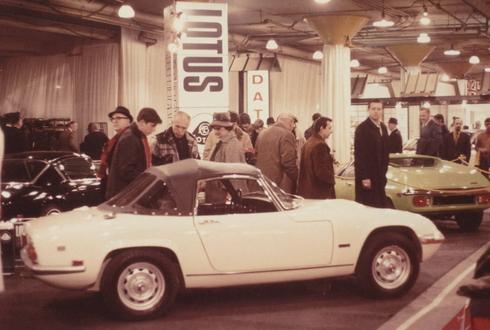 1975 Paris Motor Show