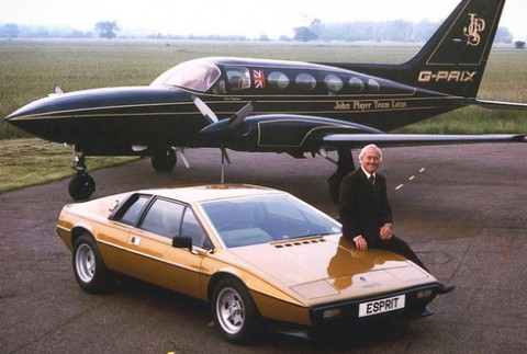 The Car that Came from the Future — 1977 Lotus Esprit