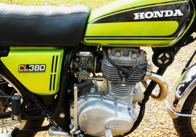 Honda-cl360