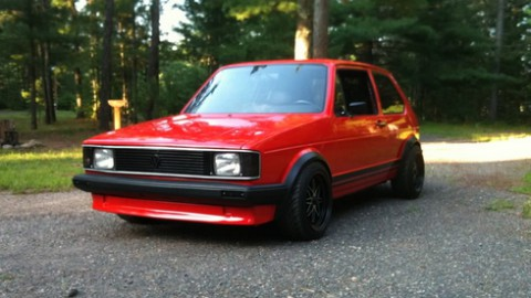 500k Mile Volkswagen Rabbit
