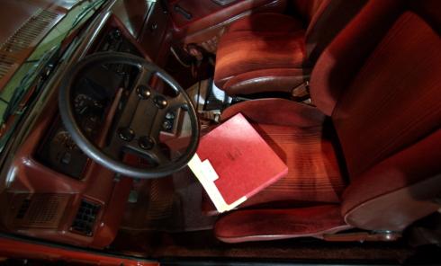 VW Rabbit Interior