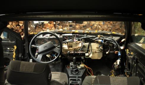 Car Cabin