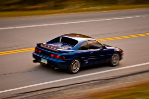 Fastest MR2 in the World