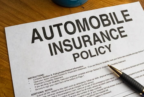 Insurance Policy for Car