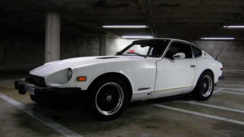 Classic Japanese Cars. Tim's s30 Feature