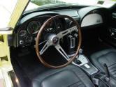 Interior corvette restoration