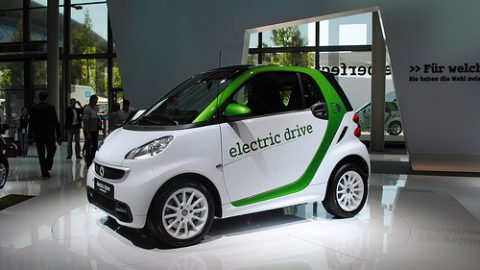 TOP 5 Alternative Fuel Vehicles