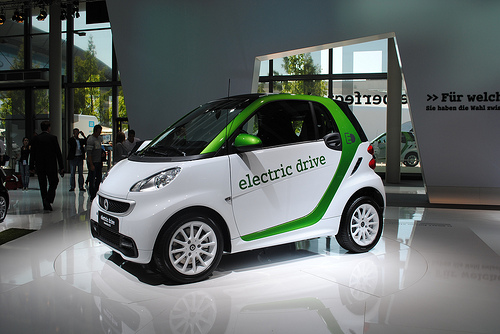 Alternative Fuel Vehicles
