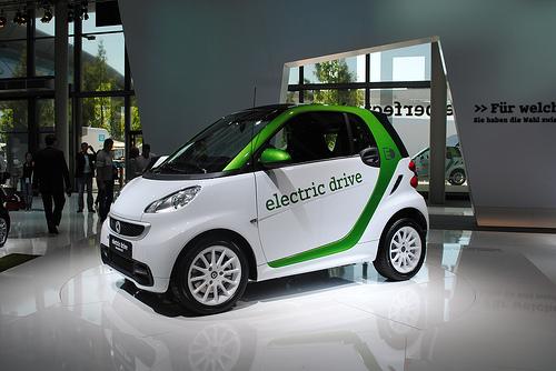 Alternative Fuel Vehicles 2018