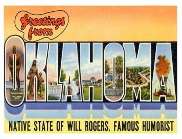 Liability insurance is mandatory in Oklahoma