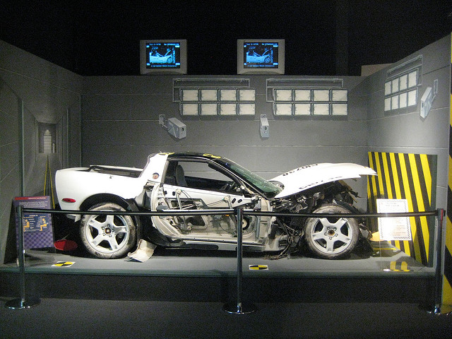 Crash Test Rating System