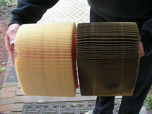 How to Improve MPG Air Filters