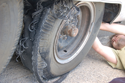 Recognizing Tire Wear and Tear
