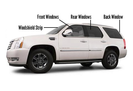 Alaska window tint law