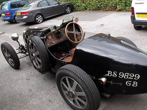 How to insure your antique car