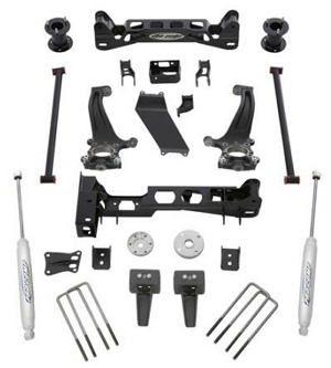Pro Comp Lift Kit Installation Instructions
