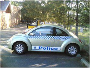 Police Bug in Sydney