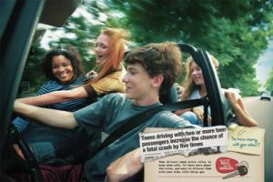 Statistics on teen driving