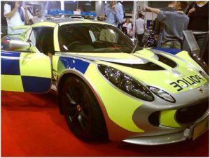 United Kingdom Police Cars