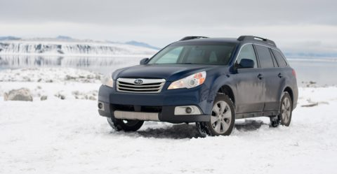 Best Winter Tires for Subaru Outback 2010