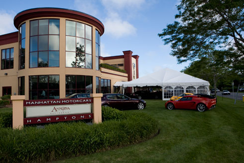MANHATTAN MOTORCARS HAMPTONS