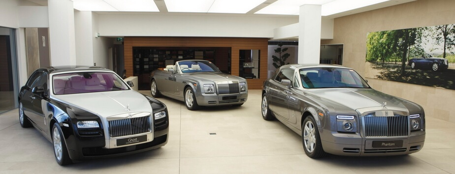Rent a Rolls-Royce in Dubai