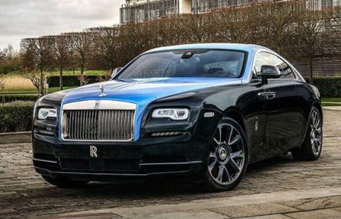 Rolls-Royce: British Style, Adopted by Arab Sheikhs