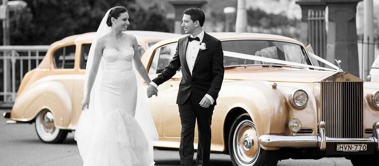 Rolls-Royce for Weddings