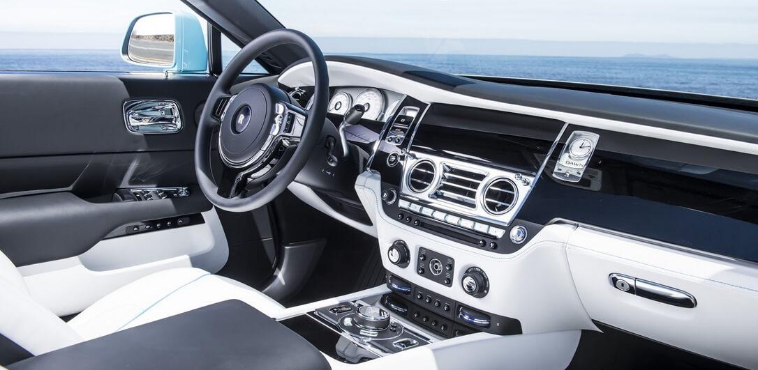 Rolls-Royce Dawn Interior
