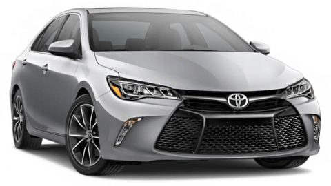 Why Toyota's Compact Car Model was Called Camry?