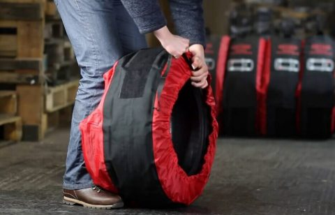 Tire Totes — Safe Storage of Your Tires