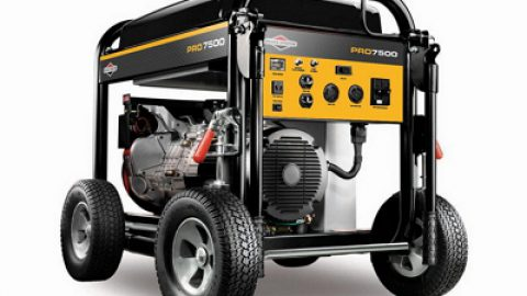 Briggs & Stratton Portable Generators for Camping