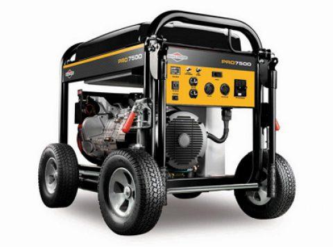 Briggs & Stratton Portable Generators for Camping