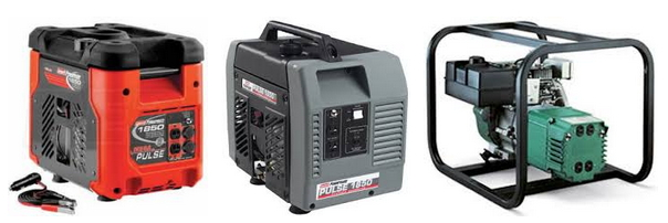 Coleman Powermate Portable Generators