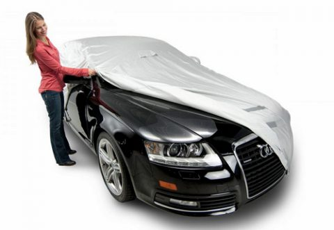 How to Fold a Car Cover