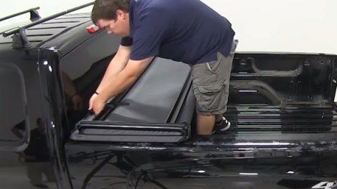 Tri-Fold Tonneau Cover Installation