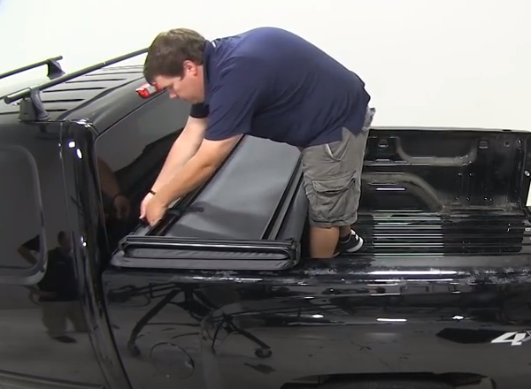 How to Install a Tri-Fold Tonneau Cover