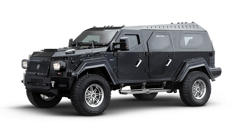 biggest suv