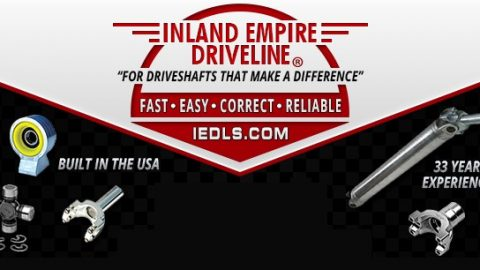 Inland Empire Driveline's Manufacturing Base