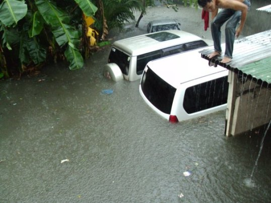 comprehensive insurance, which protects your car against flooding