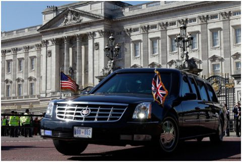 Three Awesome Government Vehicles